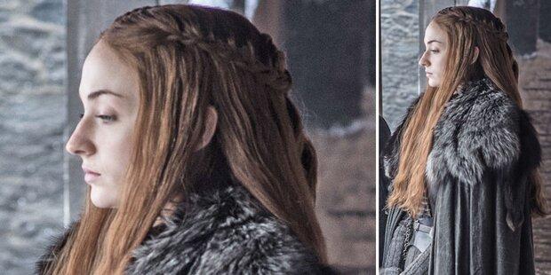 Game Of Thrones Dieses Geheimnis Steckt In Sansas Haaren
