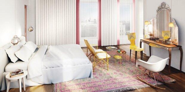 Luxus-Hotel bietet bald lässigen Chic