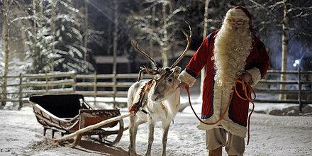 Chancen auf weiße Weihnachten