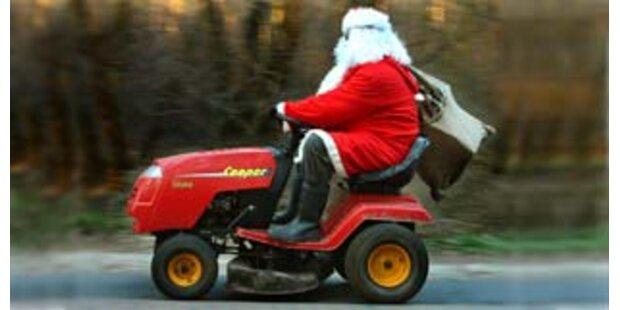 Rot-weißer Weihnachtsmann älter als angenommen