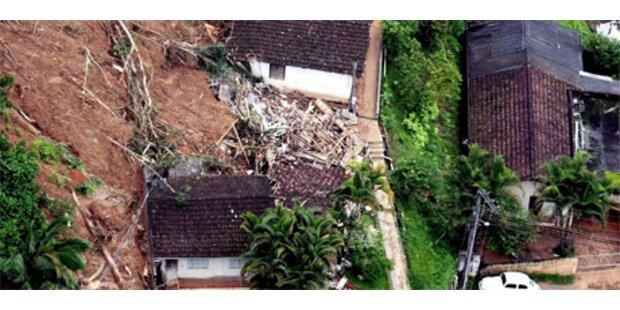 Schwere Unwetter fordern 114 Tote in Brasilien
