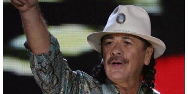 Carlos Santana am 17. Juli in Kitz