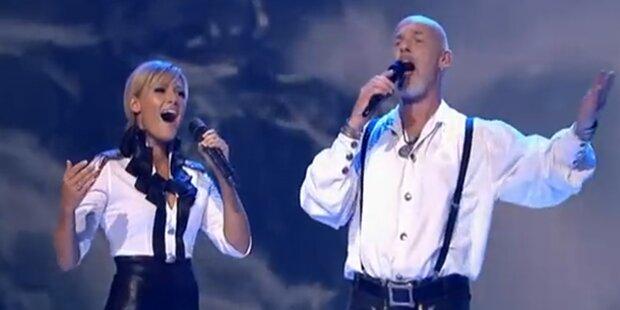 Santiano singen mit Helene Fischer