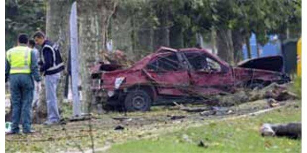 Ein Toter bei ETA-Anschlag in Nordspanien