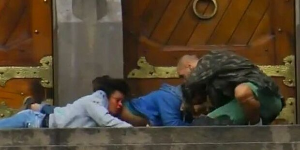 Obdachloser stirbt bei Geisel-Rettung