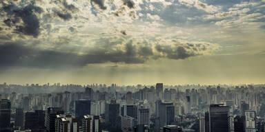 20-Millionen-Stadt geht das Wasser aus