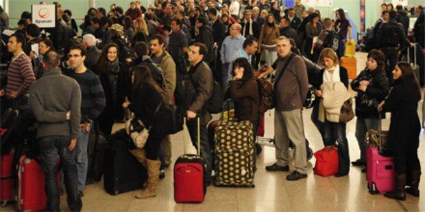 Spanische Regierung verhängt Alarmzustand