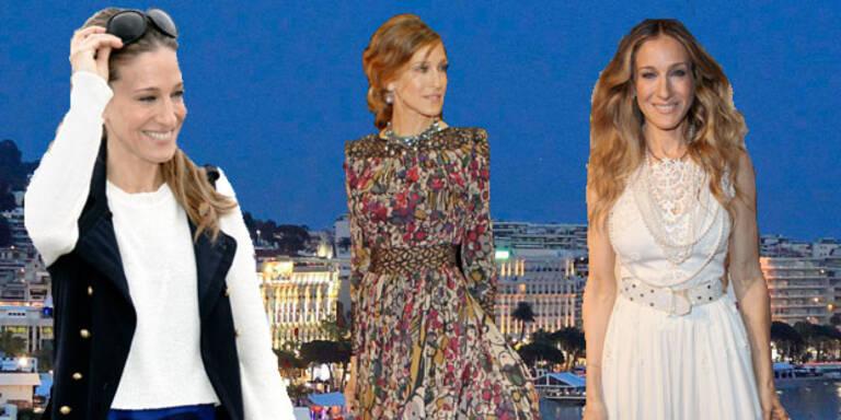 Sarahs stylishe Cannes-Looks