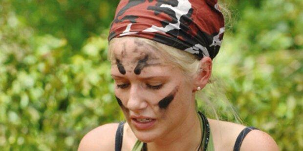 Heulsuse Sarah will Dschungel verlassen