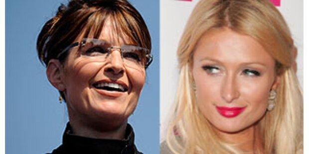 Was haben Sarah Palin und Paris Hilton gemeinsam?