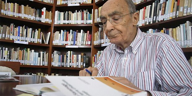 Nobelpreisträger Saramago gestorben
