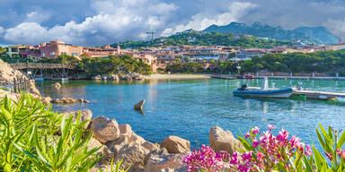 Sardinien wird als erste italienische Region 'weiß'