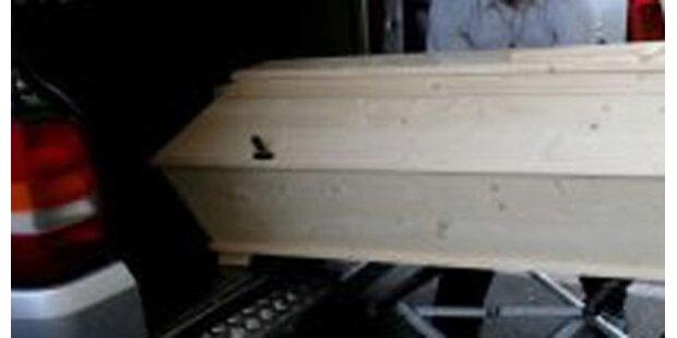 Vier Leichen in Louisiana vergessen