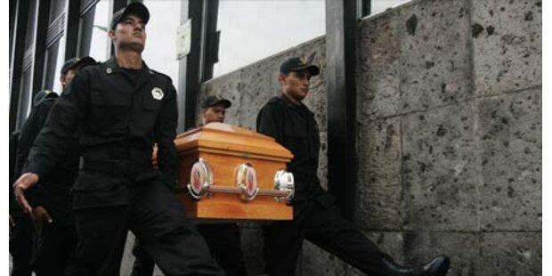 Vier Killer töteten 211 Menschen
