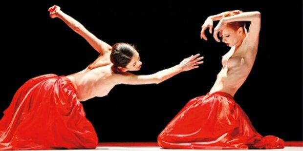 Nackt-Comeback an der Oper