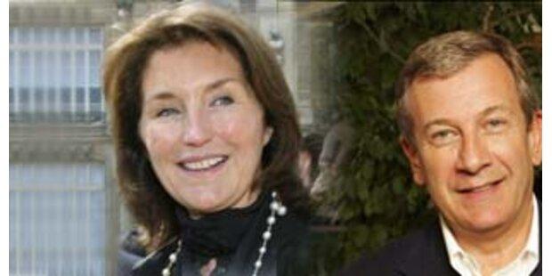 Heiratet Sarkozys Ex-Frau am Wochenende?