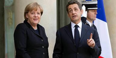 Merkel, Sarkozy