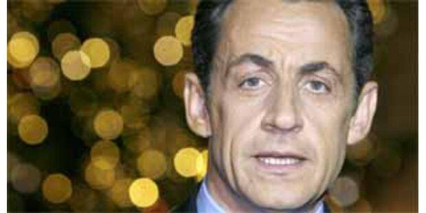 Morddrohungen gegen Sohn von Sarkozy