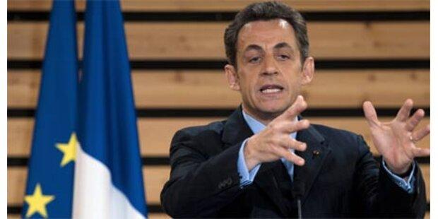 Morddrohungen gegen Sarkozy
