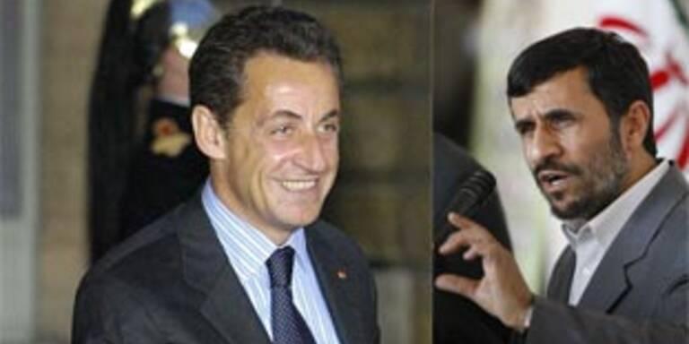"""Ahmadinejad findet Sarkozy """"jung und unerfahren"""""""