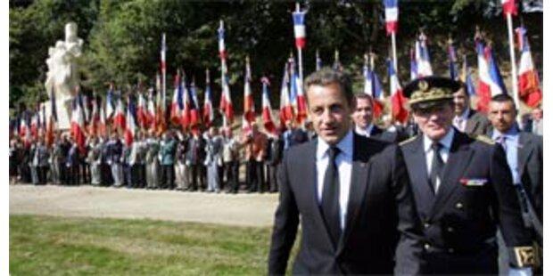 Lehrer boykottieren Sarkozy