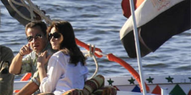 Ägypten bezichtigt Sarkozy der Prostitution