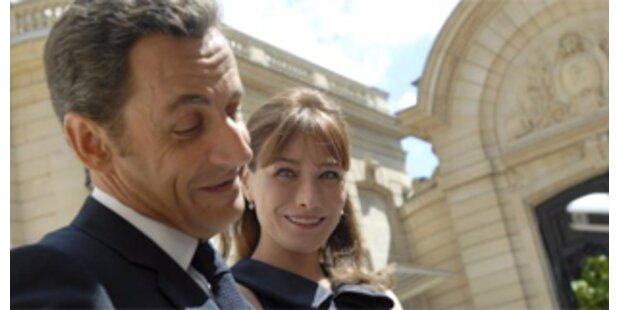 Sarkozys Liebesgeflüster bald als Film?