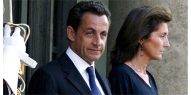 Sarkozys sind bereits geschieden