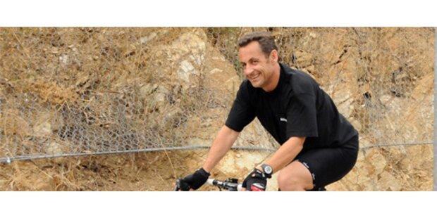 Sarkozy : nur 1 EU-Komissar für Österr. und Deutschland