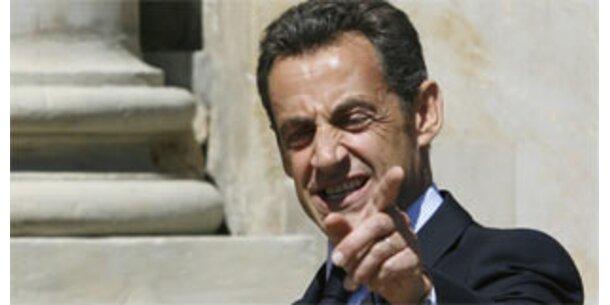 Radio- und TV-Journalisten gegen Sarkozy