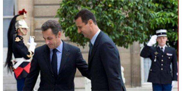 Startschuss für Mittelmeerunion erfolgt