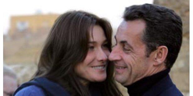 Opfert Sarkozy seine Glaubwürdigkeit für Bruni?