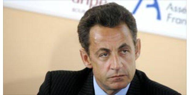 Sarkozy nach Streik unbeliebter als zuvor