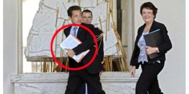 Liebesbrief an Sarkozy war für seine Frau!
