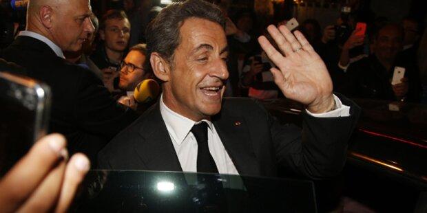 Sarkozy verkündet Rückkehr in Politik