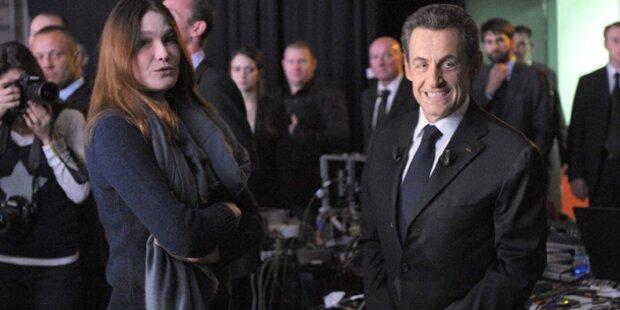 Sarkozy verspricht weniger Ausländer
