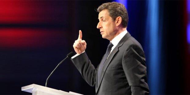 Sarkozy-Parodien bei Twitter gesperrt