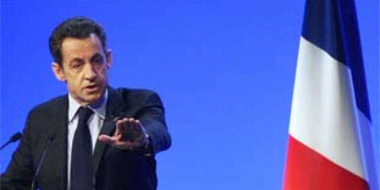 Sarkozy will über EZB diskutieren