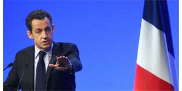 Sarkozy: Keine Werbung im französischen TV
