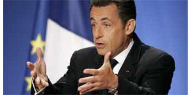 Jetzt will Sarkozy seine neue Politik umsetzen