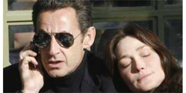 Sarkozy erstattet nach Bericht Strafanzeige