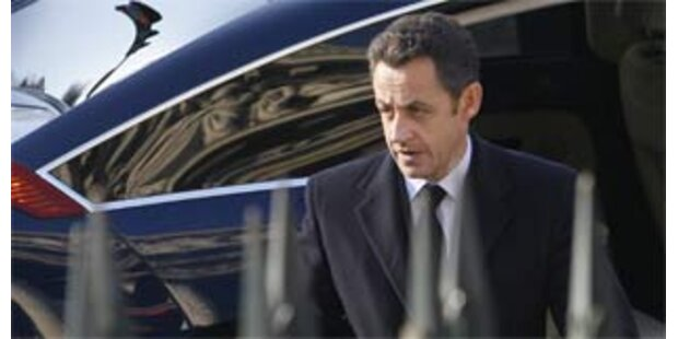 Sarkozy erntet scharfe Kritik für sein Wortgefecht