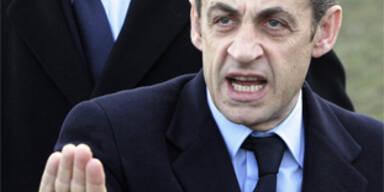 Haftstrafe für Todesdrohungen gegen Sarkozys Sohn