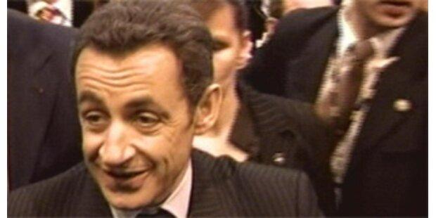 Sarkozy bereut Ausraster gegen Landsmann