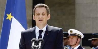 Wieder mal große Pläne: Nicolas Sarkozy