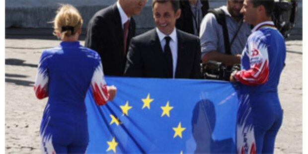 Sarkozy reist wegen EU-Reformkrise nach Irland