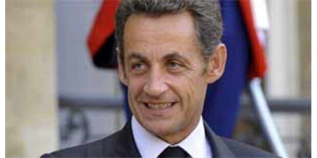 Sarkozys Mehrheit im Senat geschrumpft