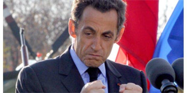 Diebe knackten Privatkonto von Sarkozy
