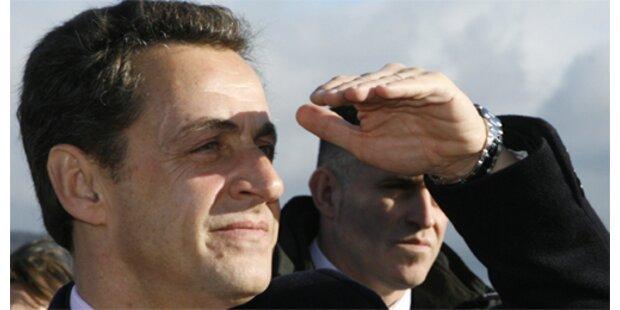 Sarkozy wegen Spitzelaffäre unter Druck