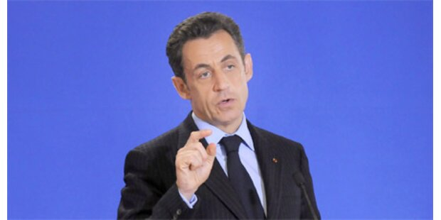 Sarkozy verwechselte Slowenien mit der Slowakei